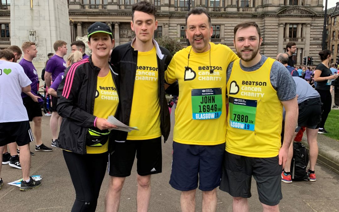 Keep on Running: Our Great Scottish Run Story