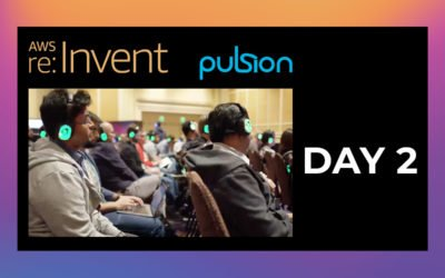 AWS re:Invent 2019 Day 2 Review