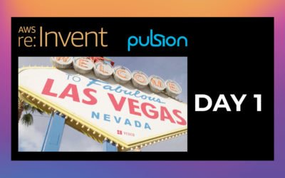 AWS re:Invent 2019 Day 1 Review