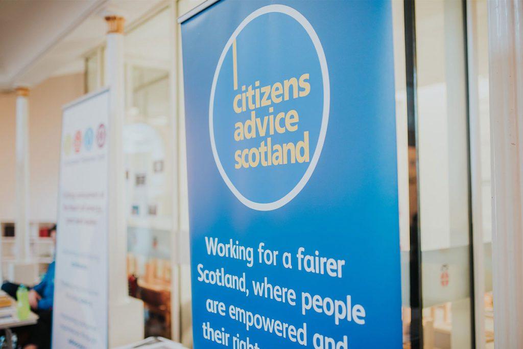 Citizens Advice Scotland Banner